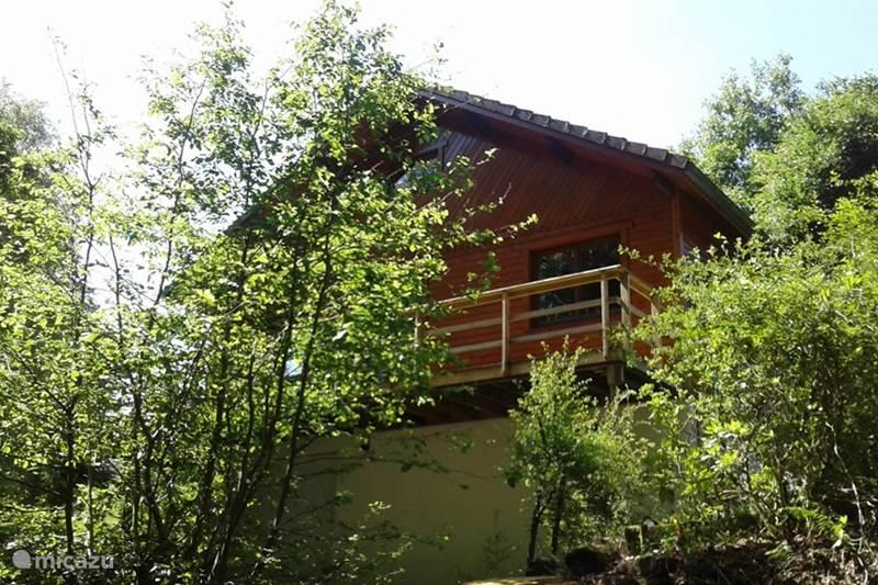 Vakantiehuis België, Ardennen, Graide Chalet Vakantiehuis Graide