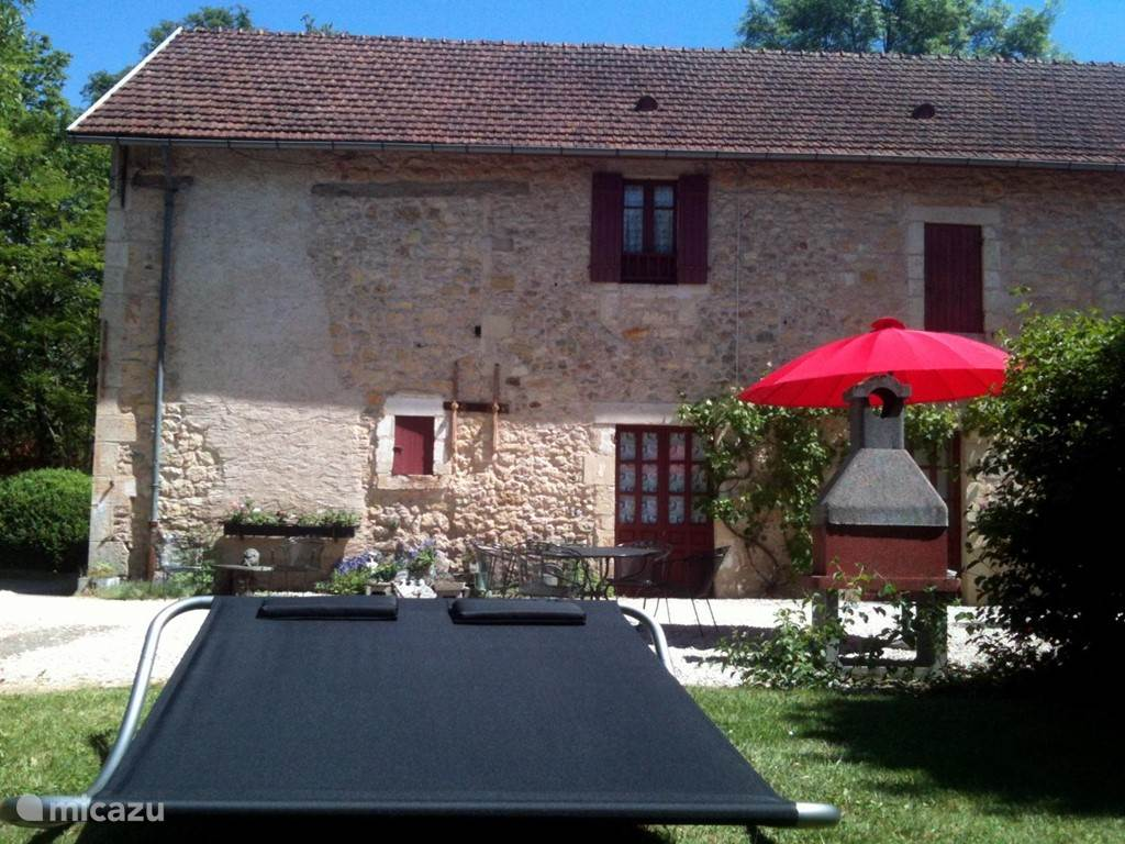 Vacation rental France, Dordogne –  gîte / cottage Le Pavillon de St. Agnan, Gîte 1