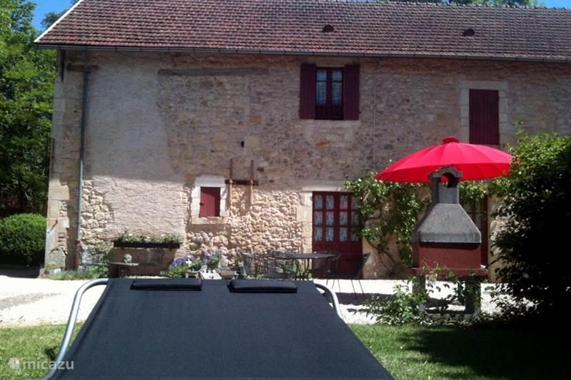 Vakantiehuis Frankrijk, Dordogne, Hautefort Gîte / Cottage Le Pavillon de St. Agnan, Gîte 1