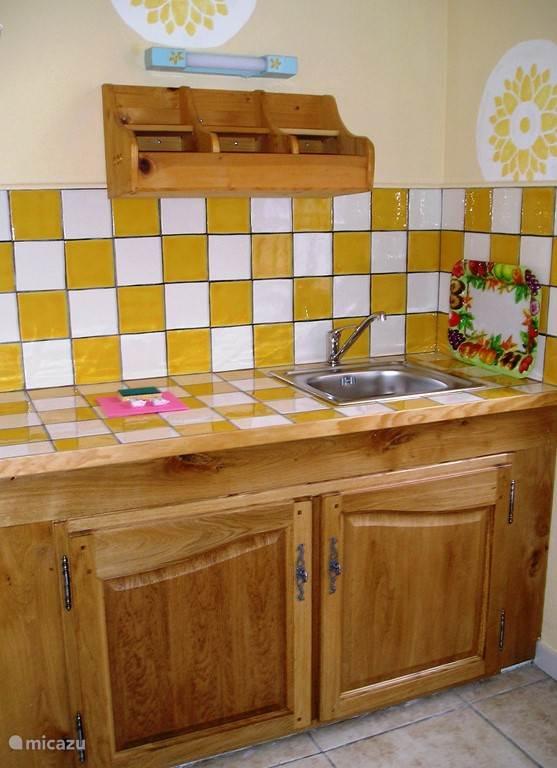 Keuken Gite 1