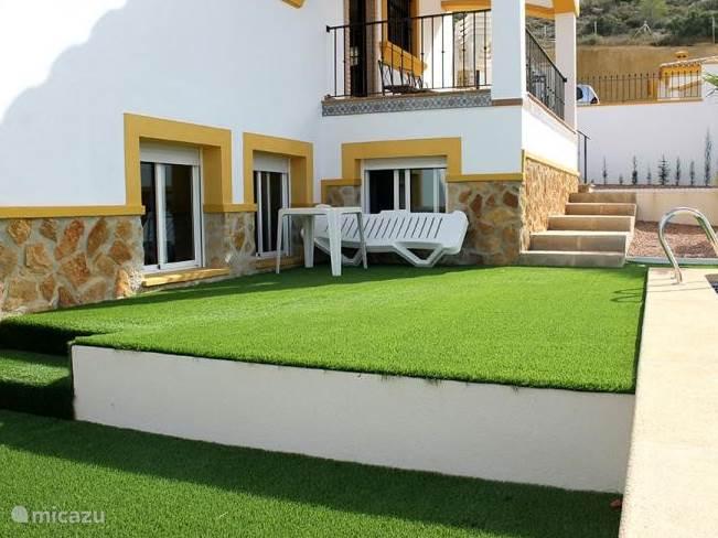 Vakantiehuis Spanje, Costa Blanca, Hondón de las Nieves Villa M014