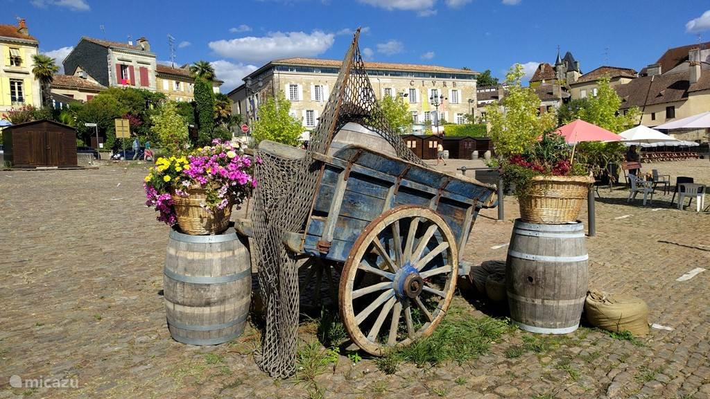 Bergerac, parel van de Dordogne
