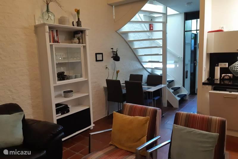 Vakantiehuis Nederland, Zeeland, Kortgene Geschakelde woning Maison Deux
