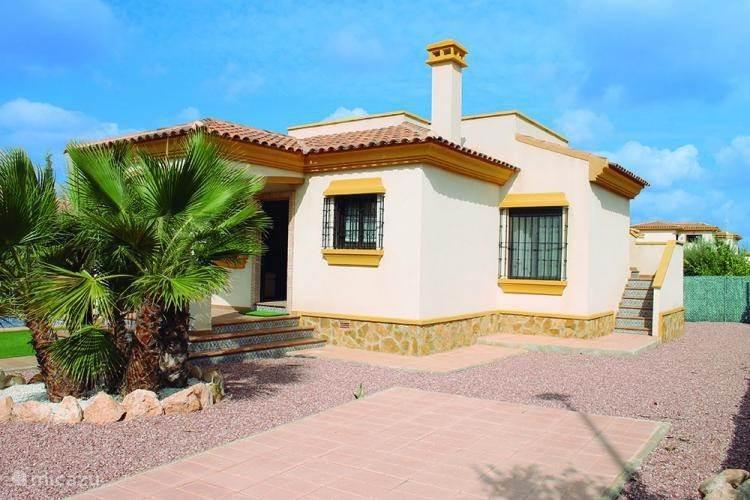 Ferienwohnung Spanien, Costa Blanca,  Hondón de las Nieves - villa Villa M0418 (3 Personen)