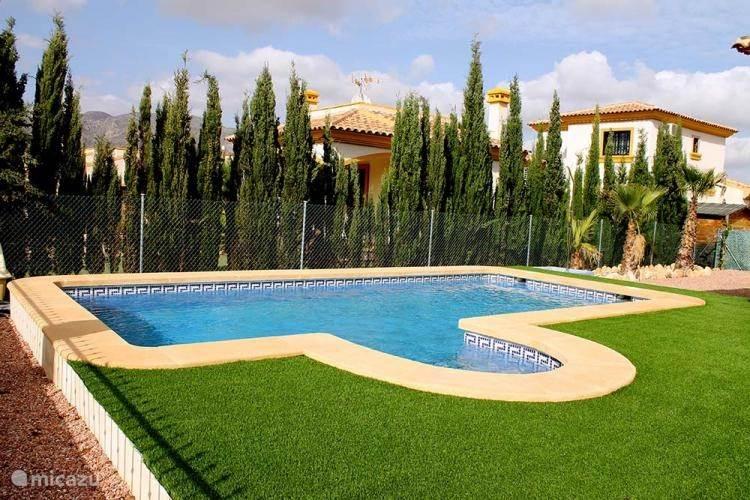 Vakantiehuis Spanje, Costa Blanca, Hondón de las Nieves Villa Villa M0418 (3 Personen)