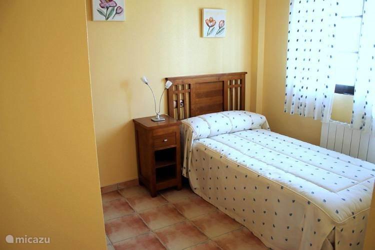 Slaapkamer voor 1 persoon