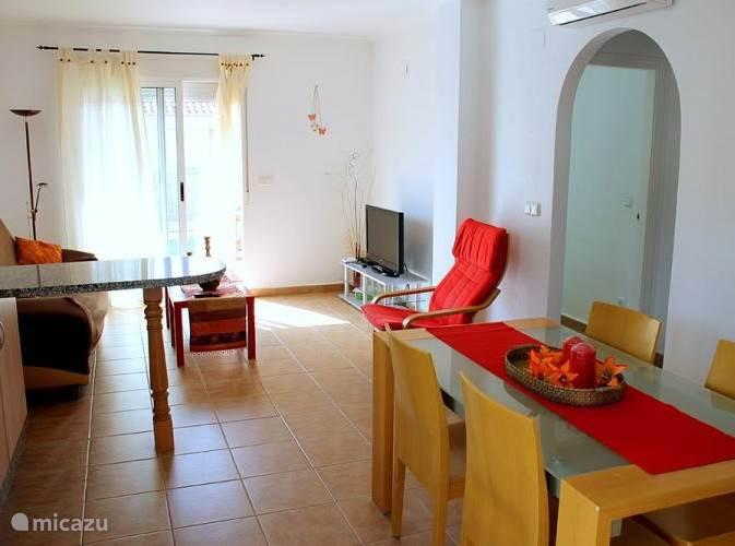 Vakantiehuis Spanje, Costa Blanca, Hondón de las Nieves Villa Villa Benniea