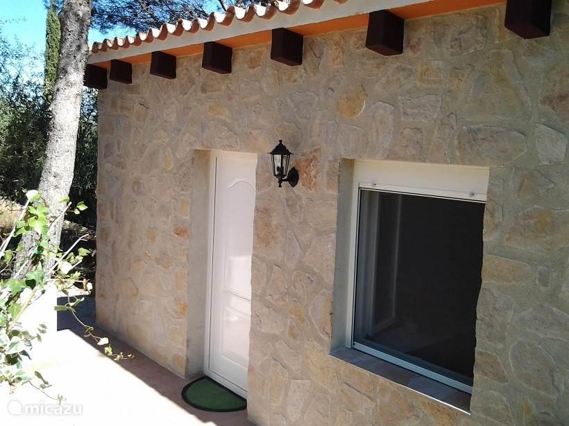 Vakantiehuis Spanje, Costa Blanca, Xalo (Jalon) finca Finca Rustica met gedeeld Zwembad