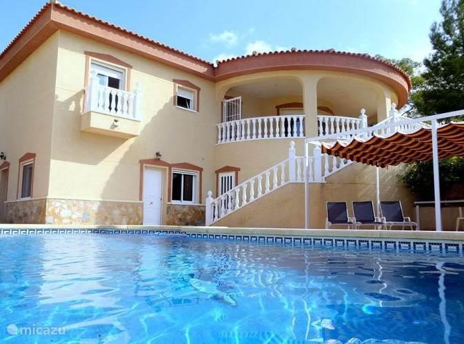 Vakantiehuis Spanje, Costa Blanca, Hondón de las Nieves Villa Villa M0191 (10 Personen)