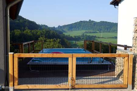 Vacation rental Germany, Eifel, Hohenfels-Essingen holiday house Haus am Muhlenberg