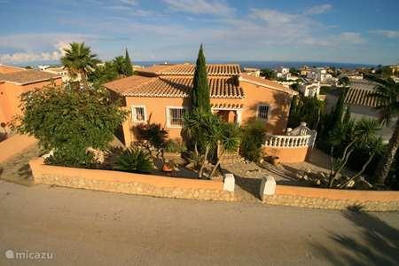 Vakantiehuis Spanje, Costa Blanca, Benitachell villa Villa Magnolias