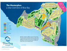 Masterplan of Blue Bay