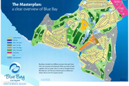 Masterplan of Blue Bay