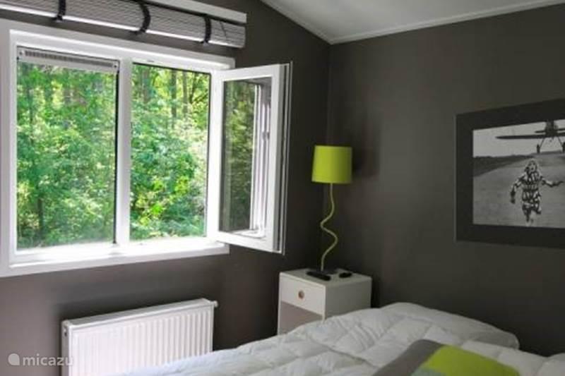 Vakantiehuis Nederland, Utrecht, Rhenen Chalet Vakantiewoning aan de bosrand - 81