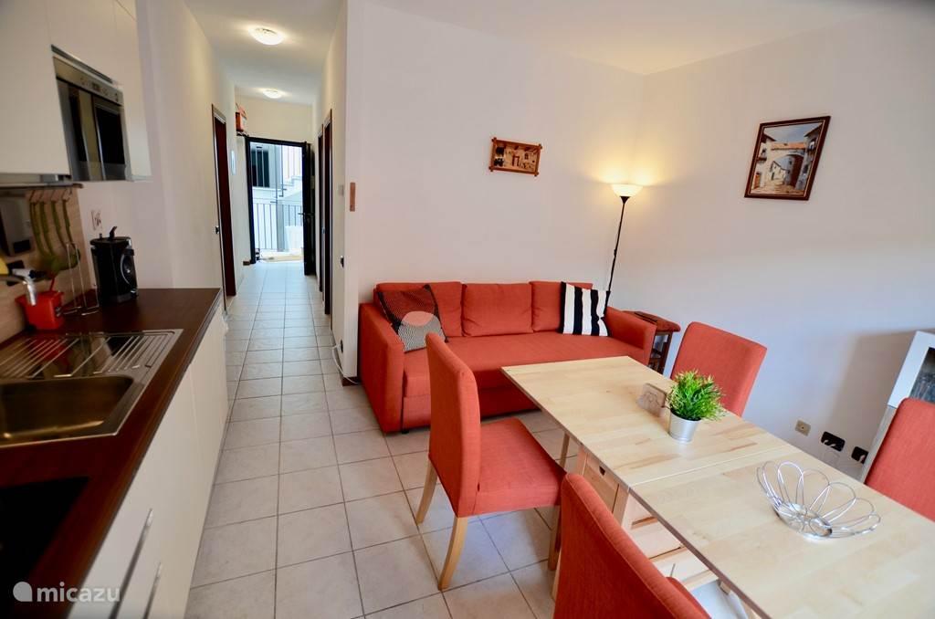 Vakantiehuis Italië, Comomeer, Acquaseria Appartement Camelia 21, 2  slaapkamers, Comomeer