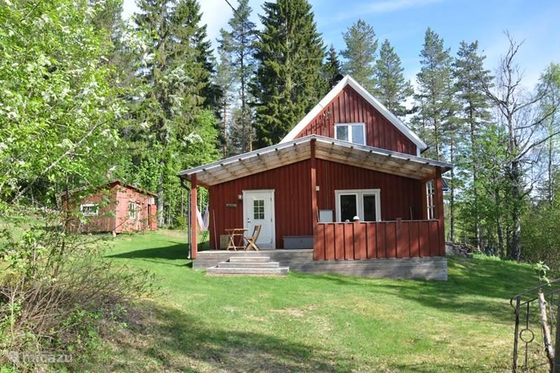Vakantiehuis Zweden, Värmland, Torsby Vakantiehuis Nickebo