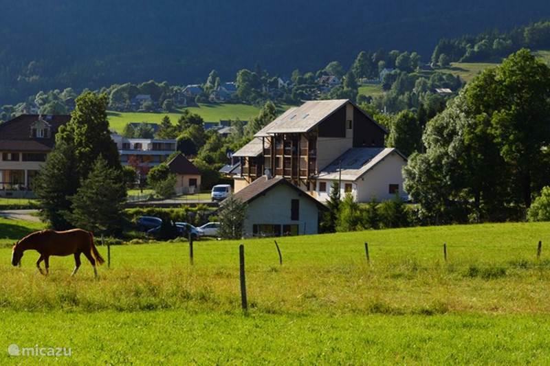 Vakantiehuis Frankrijk, Isère, Autrans Appartement Le Chevreuil