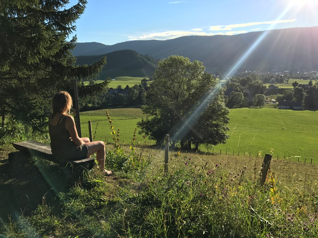 End of summer offer: one week relaxing in the French Alps for only € 345 per week. Gite is near nice village. Hiking, cycling in great environment!