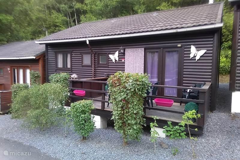 Ferienwohnung Belgien, Ardennen, Jupille Chalet Chalet 287 te 'La Boverie'