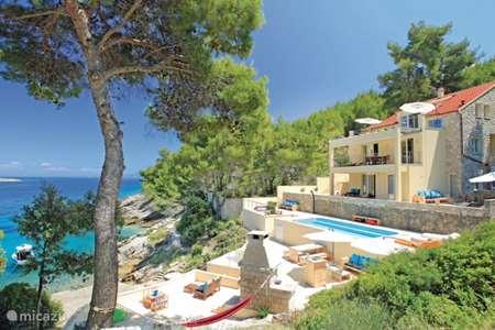 Vakantiehuis Kroatië – villa Villa Aquamarina
