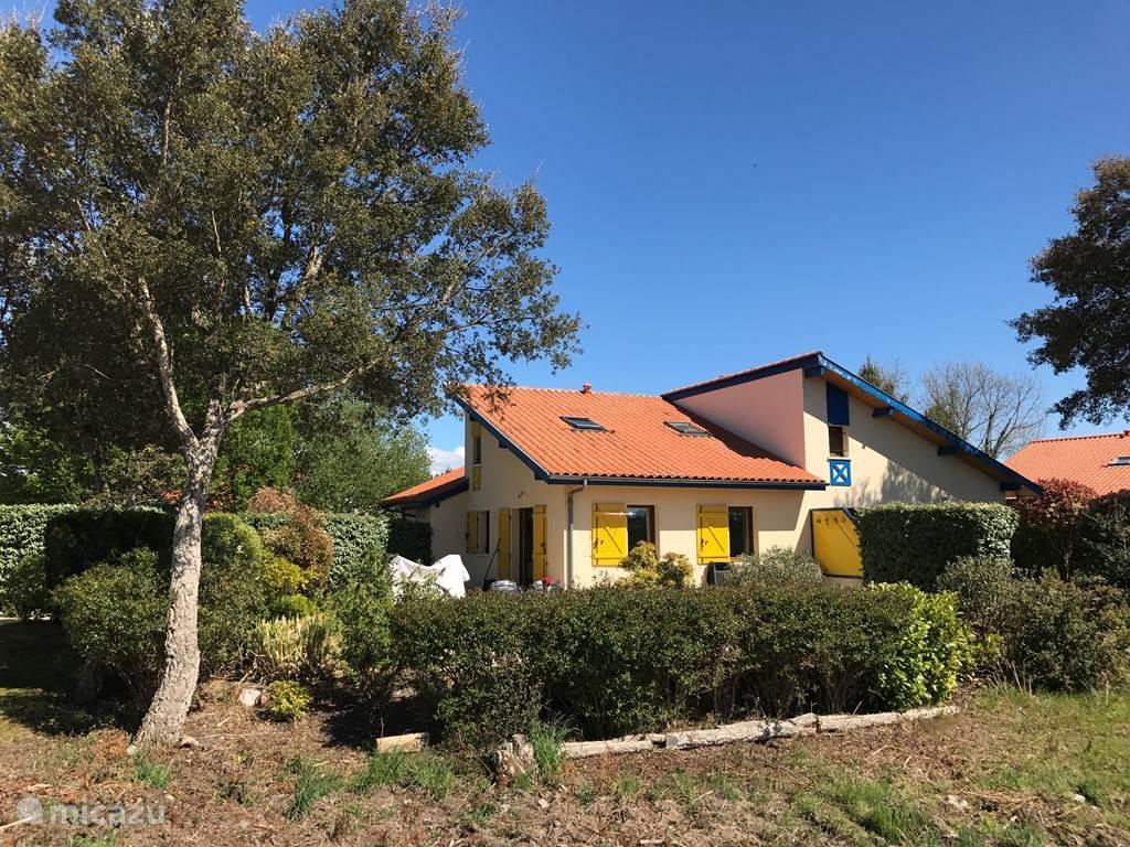 Vakantiehuis Frankrijk, Aquitaine, Saint-Julien-en-Born Appartement Village Ocelandes