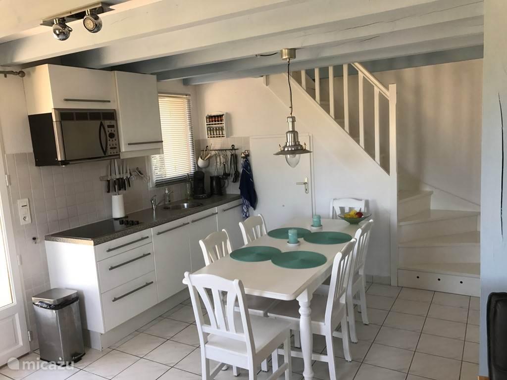 Vakantiehuis Frankrijk, Landes, Saint-Julien-en-Born Appartement Village Ocelandes