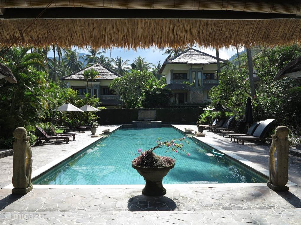 Vacation rental Indonesia, Lombok, Senggigi Villa Villa Ida