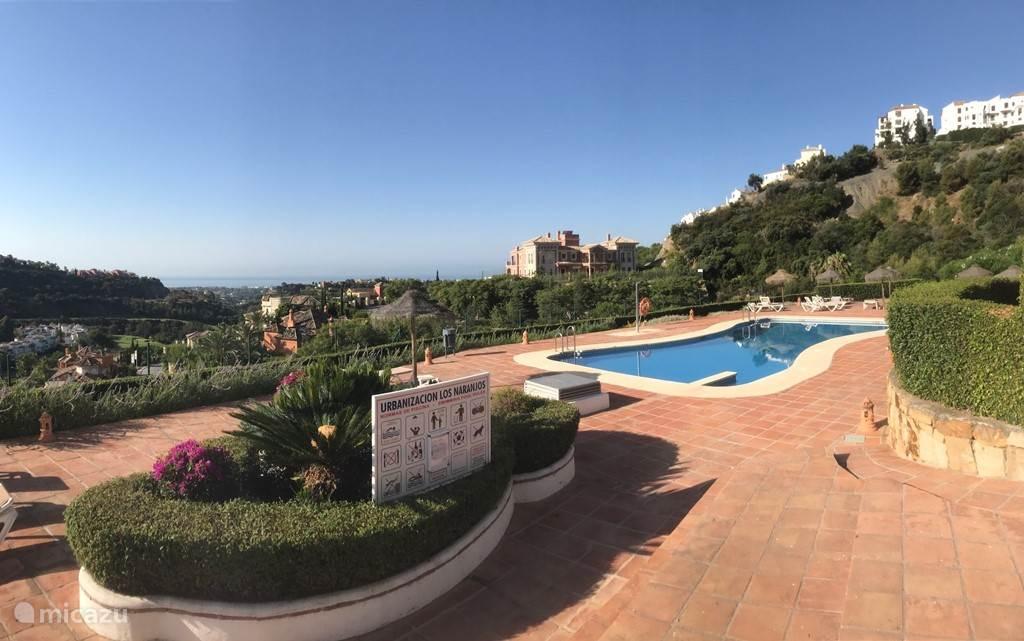 Vakantiehuis Spanje, Costa del Sol, Benahavis appartement Appartement Los Naranjos