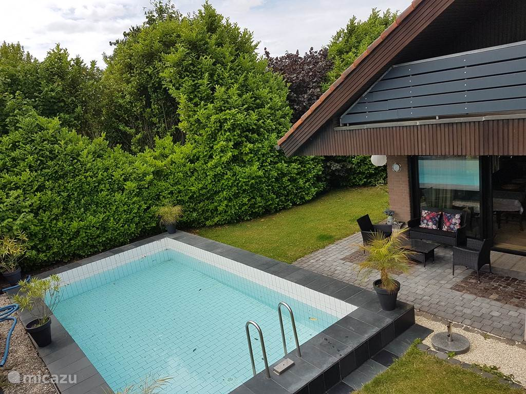 Vacation rental Germany, North Rhine Westphalia, Emmerich am Rhein villa Detached villa with pool + sauna