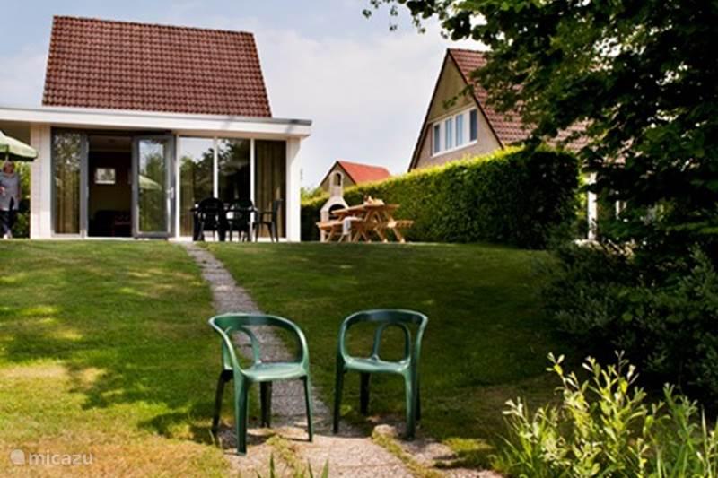 Vakantiehuis Nederland, Groningen, Vlagtwedde Bungalow Hasseberghuis