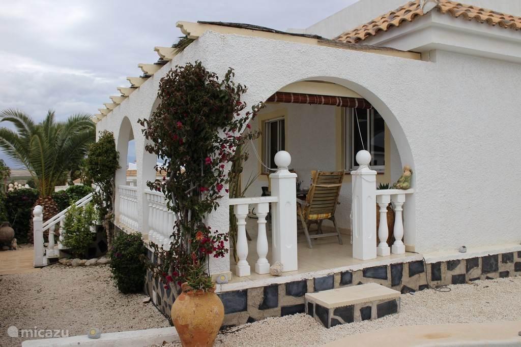 Vakantiehuis Spanje, Costa Cálida, Mazarrón vakantiehuis Nana