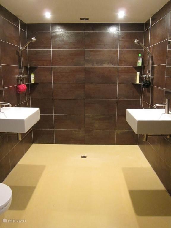 Lekker samen douchen?