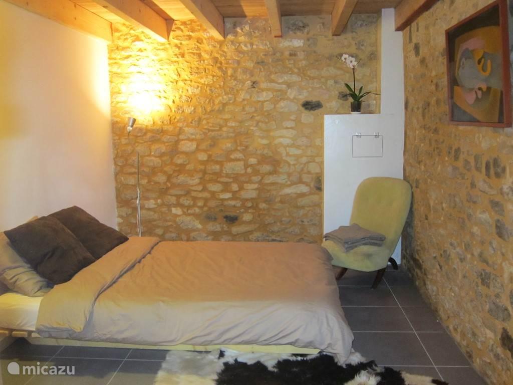 Ouder slaapkamer in La Ferme