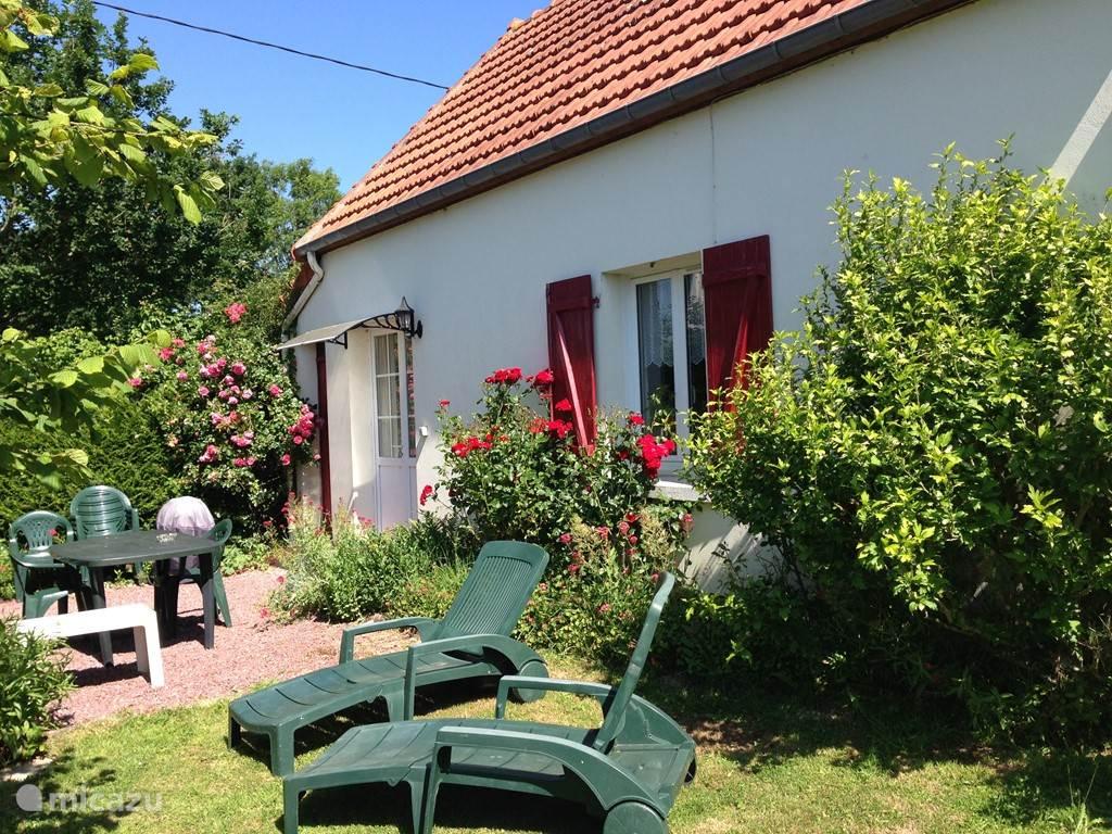 Vacation rental France, Normandy –  gîte / cottage La Rousselette II