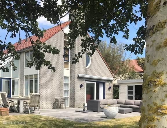 Vakantiehuis Nederland, Noord-Holland – vakantiehuis Vakantievilla Duinzicht