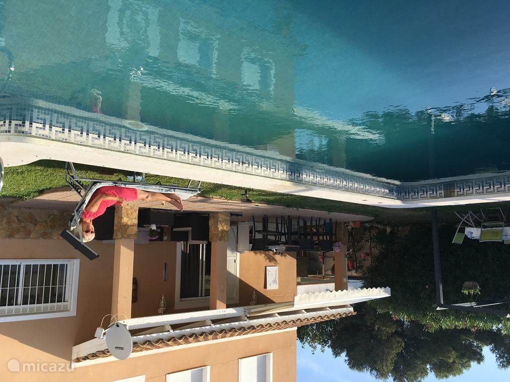 Vakantiehuis Spanje, Costa del Azahar, Vinaroz - bed & breakfast Lynie's house