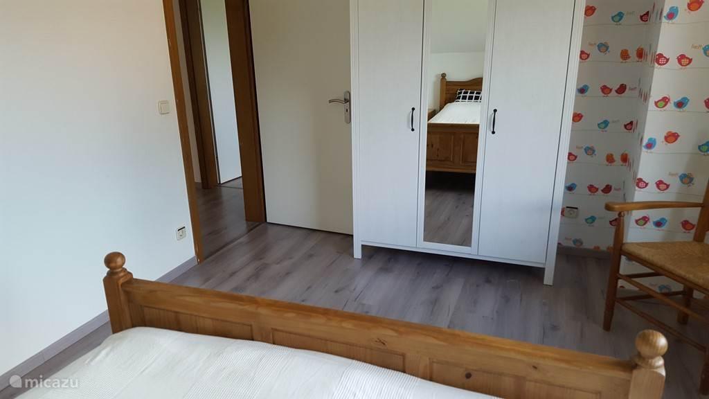 Slaapkamer 4, kledingkast