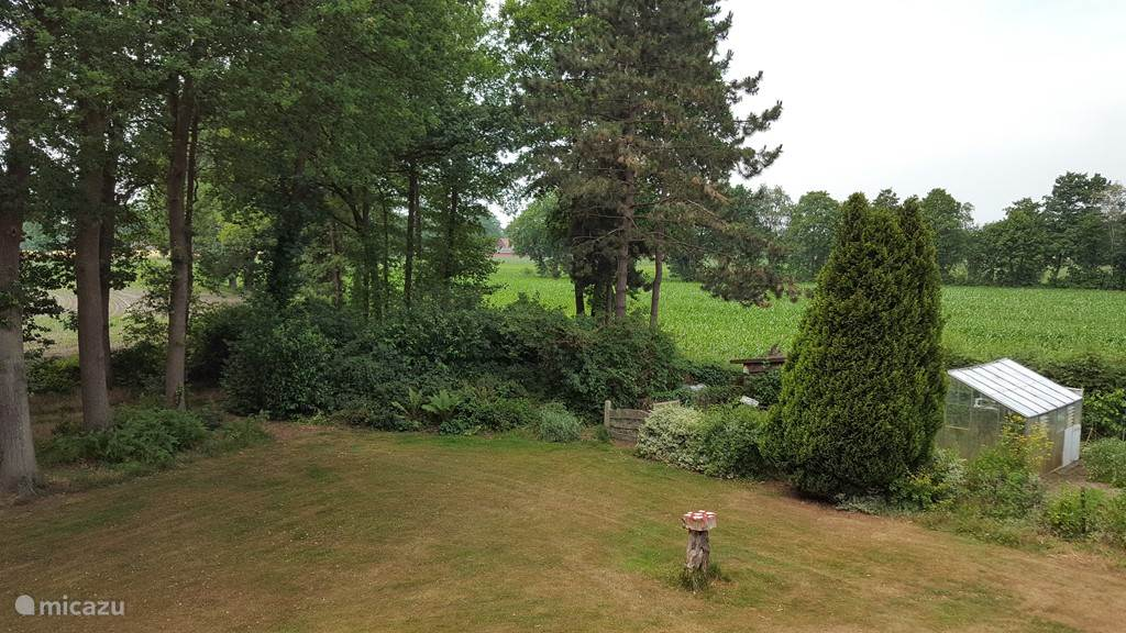 Groene omgeving (17.000 m2 tuin)