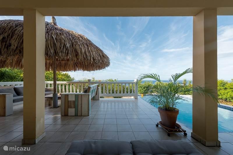 Vakantiehuis Curaçao, Banda Abou (west), Coral Estate, Rif St.Marie Villa Villa Blenchi