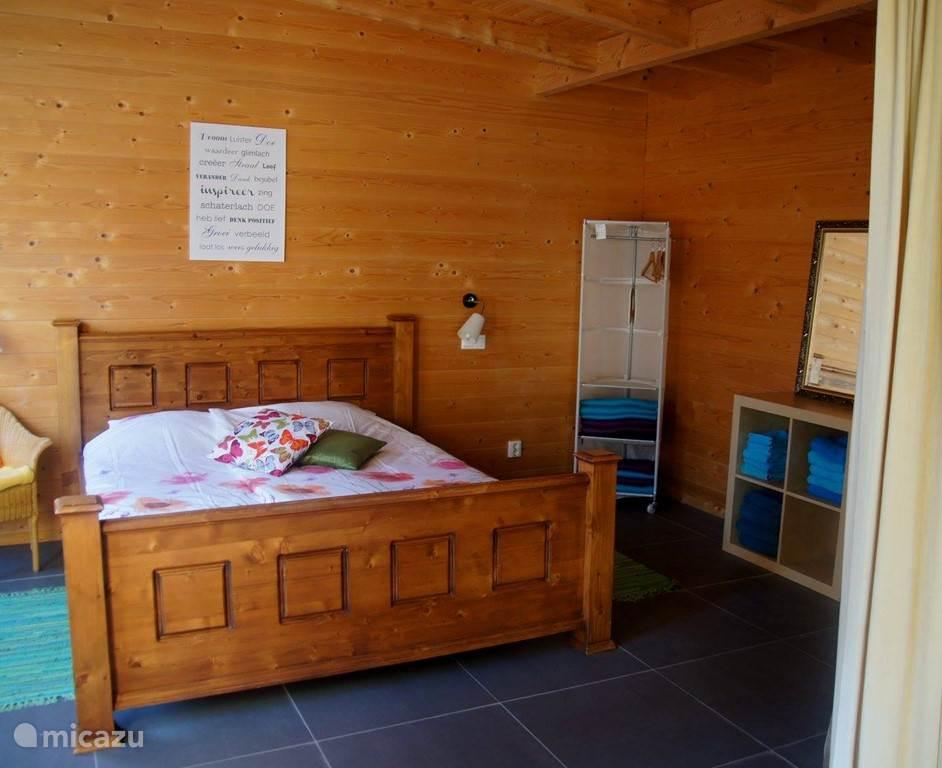 ruime slaapkamer