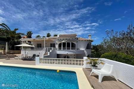Vakantiehuis Spanje, Costa Blanca, Javea villa Villa Entre Pinos