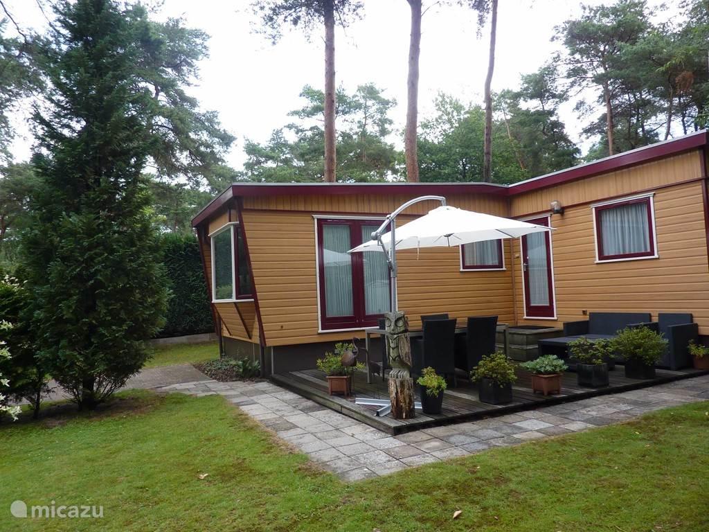 Vakantiehuis Nederland, Overijssel, Raalte - chalet Luxe Chalet park  Krieghuusbelten