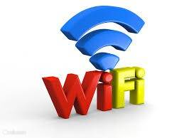 Wifi moden in het chalet