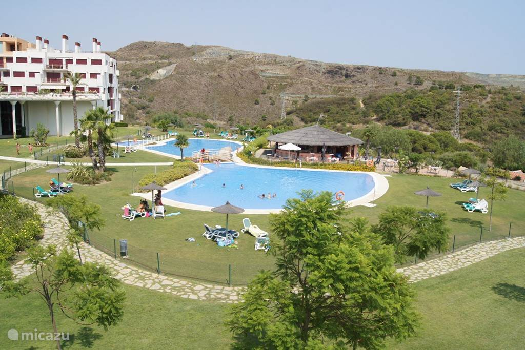 Vakantiehuis Spanje, Costa del Sol, Estepona appartement Uniek resort en country club