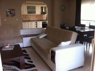 Vakantiehuis Turkije, Turkse Rivièra, Mahmutlar Appartement Eurostar