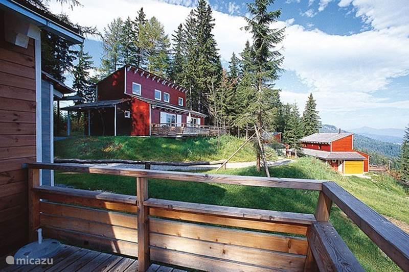 Vacation rental Austria, Carinthia, Preitenegg Holiday house Holiday home Hebalm 3