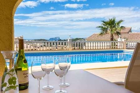 Vakantiehuis Spanje, Costa Blanca, Benitachell - villa Casa Susanna