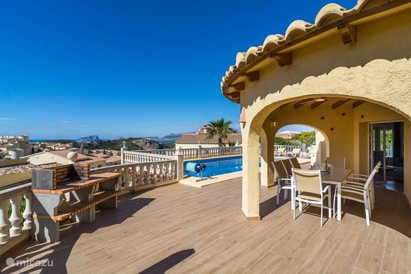 Vakantiehuis Spanje, Costa Blanca, Benitachell Villa Casa Susanna