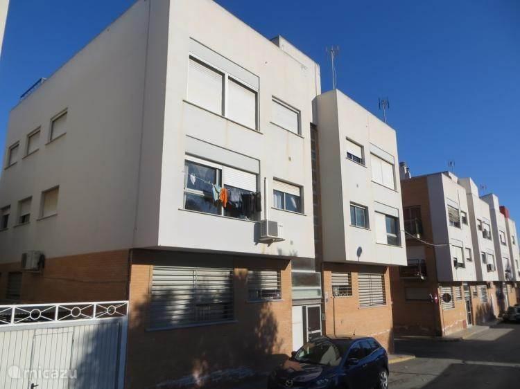 Vakantiehuis Spanje, Costa Blanca, Rojales appartement BN3