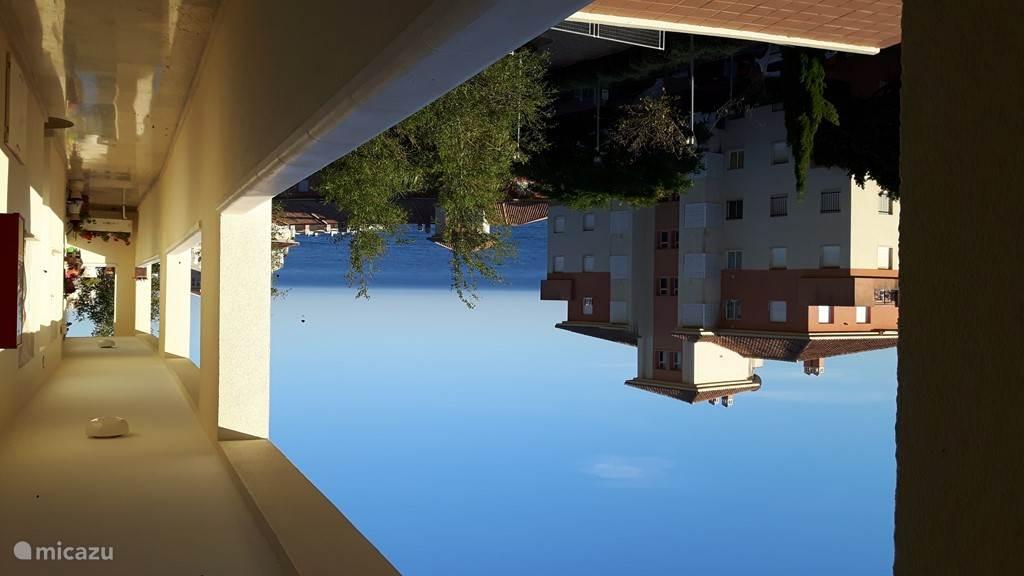Vakantiehuis Spanje, Costa del Sol, Benalmádena Costa appartement Golf Beach 3 Nueva Torrequabrada
